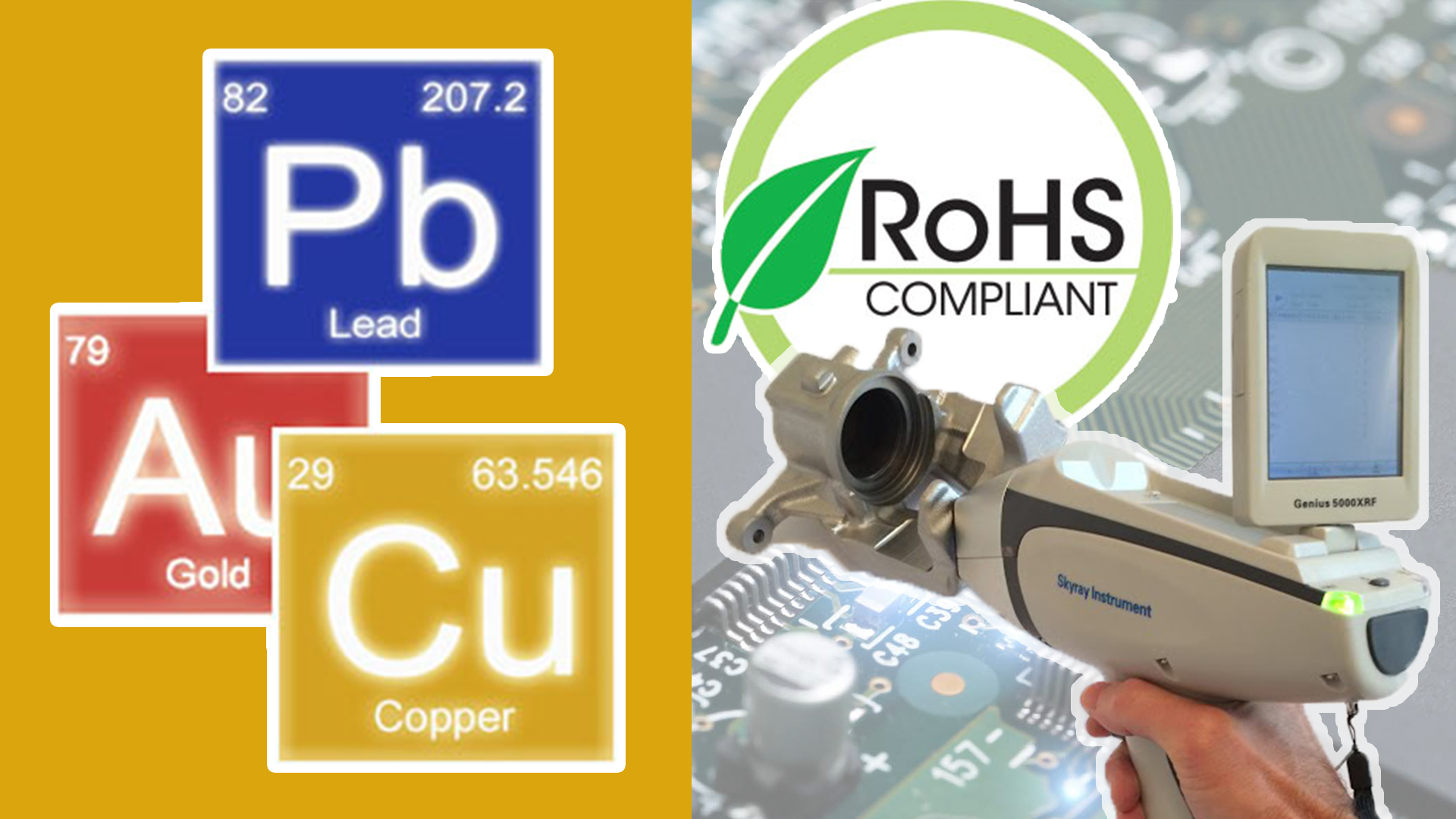 Testing Rohs Compliance With Xrf Analysis Obsnap Group